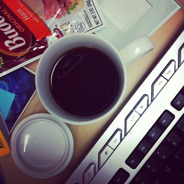 My cup of tea on 10-17-2011.