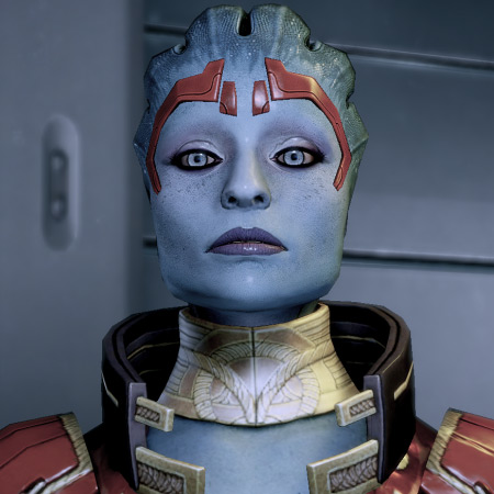 the Justicar code / highest Asari concept / on-off like a switch #haiku