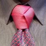 how to tie a trinity necktie knot
