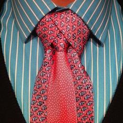 Ediety or Merovingian necktie knot