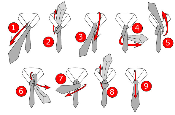 Full Windsor Knot