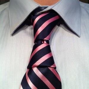 Krasny Hourglass necktie knot