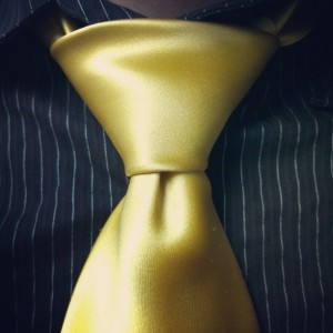 how to tie a pratt necktie knot