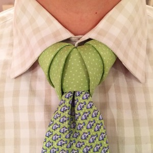 How to tie a vidalia necktie knot agreeordie ccuart Image collections