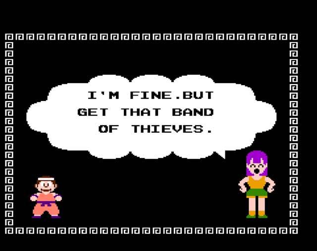 Dragon Power NES Gameplay