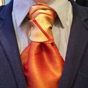 How to tie an eldredge necktie knot agreeordie alex krasnynecktie fetishist eldredge tie knot ccuart Image collections