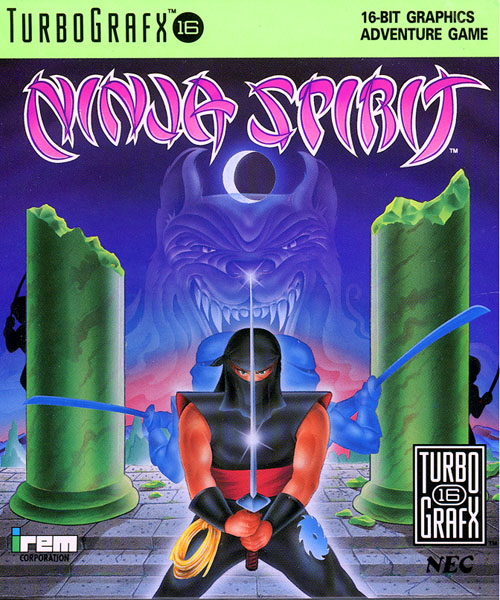 Ninja Spirit (U)