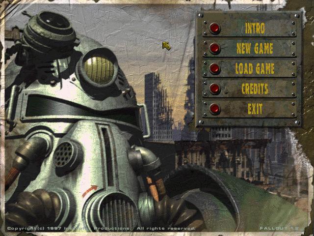 fallout-1-main-menu