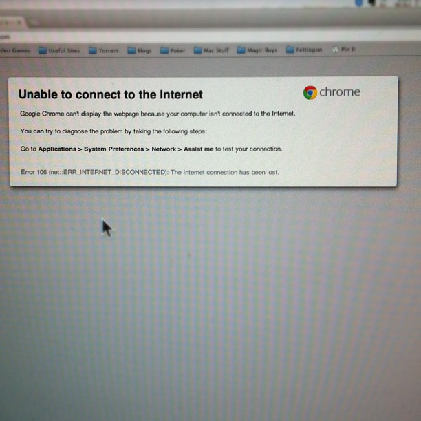 MozCon conference / thousand internet experts / without internet