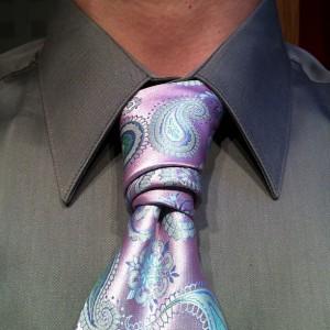 van wijk necktie knot