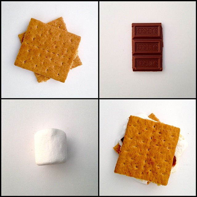 making of a smore