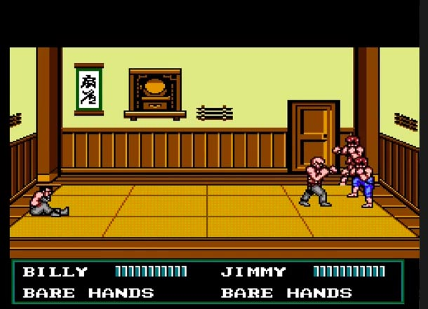 doubledragon3-gameplay