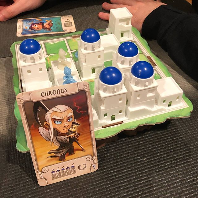 santorini game over hades wins